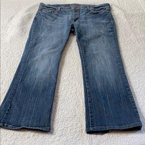 "Decree Jeans. Waist 34"""